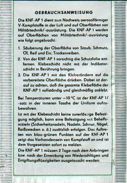 kampfstoffanzeiger pchr 54